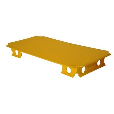 Moveandstic Platte 20x40 cm, gelb