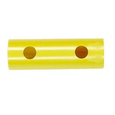 Moveandstic Rohr 15 cm, gelb