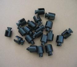 Moveandstic Sicherung 6mm für Plexiglasplatten Plexiglasschraube