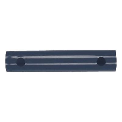 Moveandstic Rohr 25 cm, titangrau