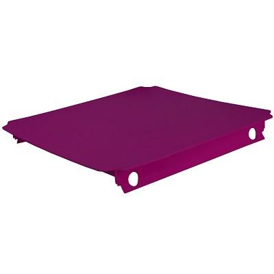 Moveandstic Platte 40x40 cm, magenta