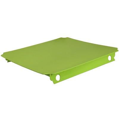 Moveandstic Platte 40x40 cm, apfelgrün