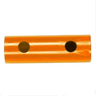 Moveandstic Rohr 15 cm, orange