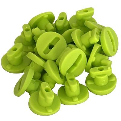 Moveandstic apfelgrün Rohrverschlüsse Rohrsicherung 20 Stück Zubehör MAS