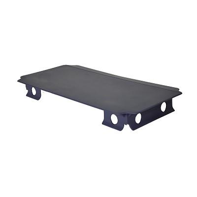 Moveandstic Platte 20x40 cm, titangrau