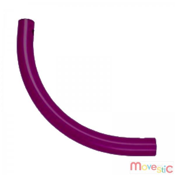 Moveandstic Rohrbogen magenta brombeer