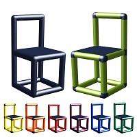 Moveandstic Finja - Kinderstuhl für Sitzgruppe