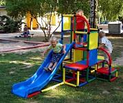 Moveandstic Rutsche Turm Spielplatz
