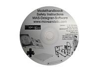 Moveandstic Konstruktionsprogramm CD