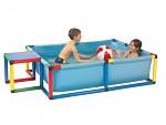Pool und Wasserspiele