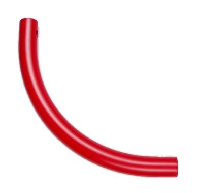 Moveandstic Rohrbogen, rot